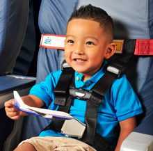 CARES- CHILDRENS AIRCRAFT SAFETY HARNESS
