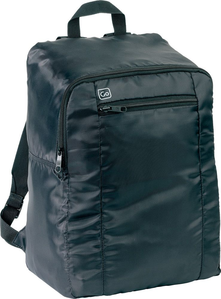 Go Travel Ultra Lightweight Strong Hand Luggage Foldaway Backpack Ref 859